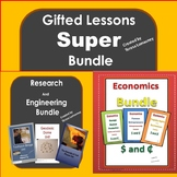 Gifted Education Super Bundle Engineering and Economics