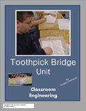 Gifted Education Toothpick Bridge Unit