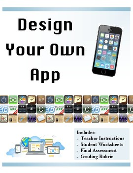 Gifted Education Unit- Design Your Own App