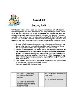 Gifted Enrichment Unit - Exploration and Discovery (Vikings)