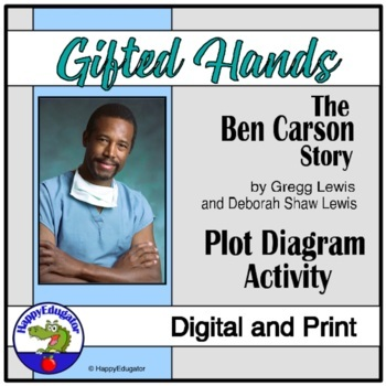 Gifted Hands: The Ben Carson Story Plot Diagram Activity