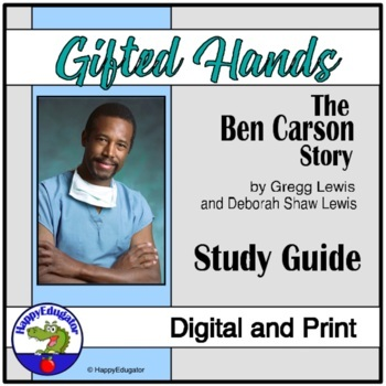 Gifted Hands: The Ben Carson Story Vocabulary and Study Guide
