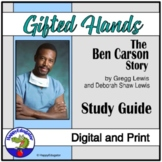 Gifted Hands: The Ben Carson Story Vocabulary and Study Guide (Kid's Version)