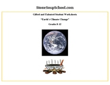 Gifted and Talented -  Climate Change - Global Warming - Environment Science