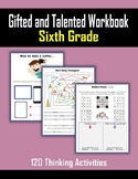 Gifted and Talented Activities - Sixth Grade