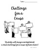 Gifted and Talented Activity - Challenge for a Cause