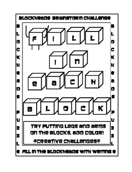 Gifted and Talented Book #2 Early Finisher Challenge Puzzles