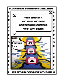Early Finisher Tasks #3 Math Creative Challenges