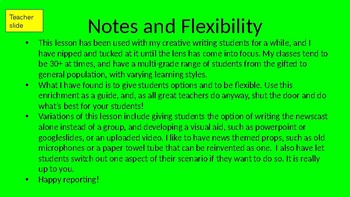 Gifted and Talented Critical Thinking Enrichment