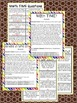 Gifted and Talented Curriculum - Time Travel Unit Third Fo