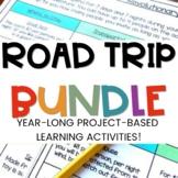 Math Enrichment Activities: Road Trip Vacation BUNDLE!