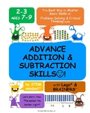 Gifted and Talented MATH Bundle. Advance Your Skills! Grad
