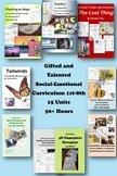 Gifted and Talented SOCIAL-EMOTIONAL CURRICULUM 1st-8th GATE