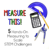 STEM Challenges: Measuring to Scale | Gifted and Talented