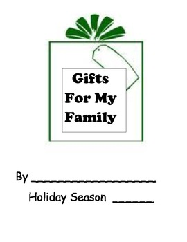 Gifts For My Family