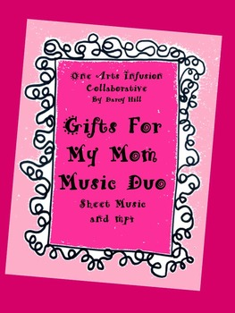 Gifts For My Mom Music Duo