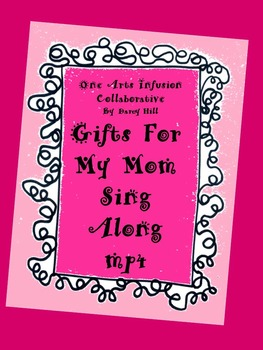 Gifts For My Mom Sing Along mp4