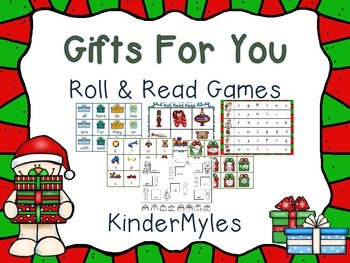 Gifts For You Reading Games