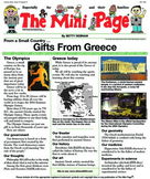 Gifts From Greece - Review Questions for SS Greek Unit to