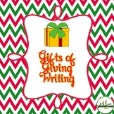 Gifts of Giving Writing