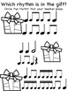 Gifts of Intervals and Rhythms