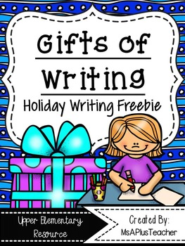 Gifts of Writing