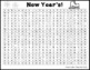 GIGANTIC Holiday Word Searches! (New Year's, Valentine's and St. Patrick's Day)