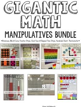 Gigantic Math Manipulative Bundle