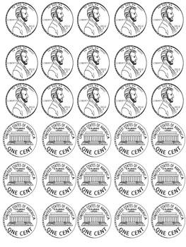 Gigantic Math Manipulatives: Bills and Coins