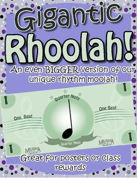 Gigantic Rhoolah Rhythm Money