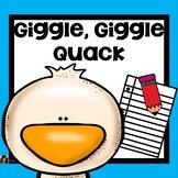 Giggle Giggle Quack Book Companion