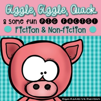 Giggle, Giggle, Quack & Some Fun Pig Facts!
