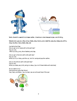 Giggle Grammar Poetry with Pictures