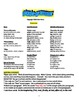 Giggle Grammar Study Guide 3rd, 4th, 5th, 6th, 7th, 8th