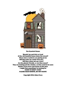Giggle Halloween Poetry