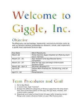 Giggle, Inc.