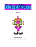 Giggle Reading Big Kids Phonics and Decoding 3rd, 4th, 5th, 6th grade