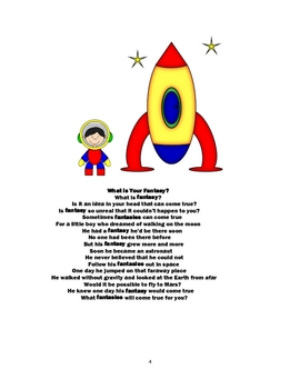 Giggle Reading Comprehension Poetry 3rd, 4th, 5th ( color pictures)