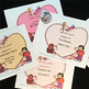 Giggles Galore Valentine Riddle Bookmarks