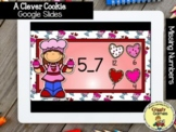 Giggly Games A Clever Cookie Missing Numbers GOOGLE SLIDES