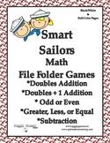 Giggly Games Basic Math File Folder Games