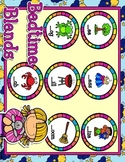 Giggly Games Bedtime Blends Beginning Blends Matching Mat