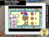 Giggly Games Bunny Buddies Beginning Sounds CVC Interactiv