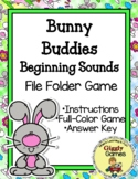 Giggly Games Bunny Buddies Beginning Sounds CVC Words File