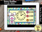 Giggly Games Bunny Buddies Time to the Hour Interactive Ga