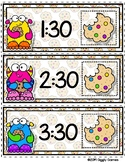 Giggly Games Cookie Critters Time to the Half Hour Envelop