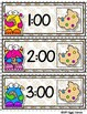 Giggly Games Cookie Critters Time to the Hour Envelope Center