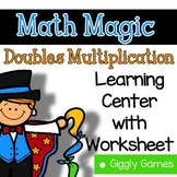 Giggly Games Math Magic Doubles Multiplication Learning Ce
