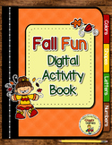 Giggly Games Fall Fun Digital Activity Book