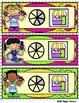 Giggly Games Flower Shop Fun Fractions Envelope Center